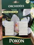 24 BATONNETS NUTRITIFS ORCHIDEES