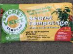 SECRET REMPOTAGE 6L PLANTES VERTES OU FLEURIES