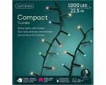 GUIRLANDE LED COMPACT 1000L MULTICOLORE