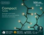 GUIRLANDE COMPACT 500L BLANC CLASSIQUE