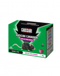 RATICIDE CANADIEN - BLOCS 20X15GR