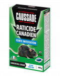RATICIDE CANADIEN 400GR = 40 PATES