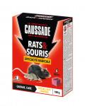 RATS & SOURIS - 6 BLOCS EFFICACITE RADICALE