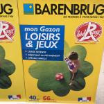 MON GAZON LOISIRS & JEUX BOITE 1 KG