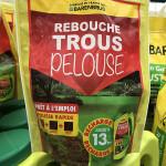 REBOUCHE TROUS PELOUSE DOY 0,5 KG
