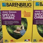 MON GAZON OMBRE + ENGRAIS BOITE 1 K