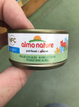 ALIMENT CHAT LIGHT POULET ALOES 70GR
