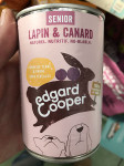 ALIMENT LAPIN/CANARD 400GR