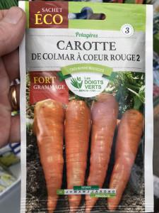 CAROTTE COLMAR COEUR RGE GM DV