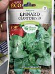 EPINARD GEANT HIVER GM DV