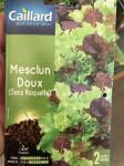 MESCLUN DOUX (SANS ROQUETTE)