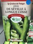 FEVES DE SEVILLE LONGUES COSSES