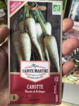 CAROTTE BLANCHE DE KUTTINGEN