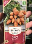 CAROTTE PARIJSE MARKT 3 (MARCHE DE