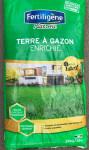 TERRE à GAZON ENRICHIE 20KG/35L