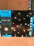 GUIRLANDE BOA BLANC FROID + BLANC CHAUD 15M. - 1440 LEDS