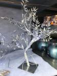 ARBRES LUMINEUX 36 LEDS BLANC FROID - H50CM