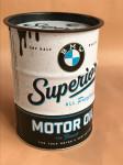 BMW - SUPERIOR MOTOR OIL 13X10CM