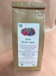 PETITS FRUITS ROUGES TISANES 100GR