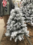 SAPIN VANCOUVER ENNEIGE 120CM