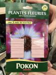 24 BATONNETS NUTRITIFS PLANTES FLEURIES