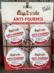 ANTI FOURMIS LOT 4 BOITES X10GR