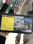 POSTE D APPATAGE RATS
