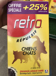 GRANULES CHIENS-CHATS 400GR + 25 %