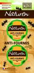 2 BOITES ANTI-FOURMIS NATUREN