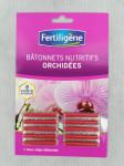BATONNETS ORCHIDEES X10