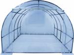 Serre tunnel de culture 3 x 3 m - 9 m²