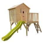 Cabane en bois pour enfant MORGANE