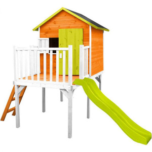 Cabane en bois pour enfant CHARLOTTE