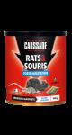 RATS & SOURIS - CÉRÉALES FORTE INFESTATION 150 G CAUSSADE