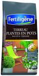 TERREAU PLANTES EN POTS BALCON TERRASSE SCOTTS 40L