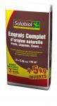 ENGRAIS COMPLET 60 X 15 KG + 5 KG OFFERTS SOLABIOL