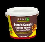 ENGRAIS COMPLET 5 KG + 2 KG OFFERTS SOLABIOL